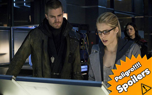 'Arrow' da un punto y aparte a su temporada más floja