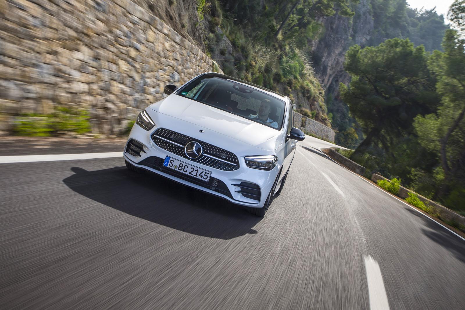 Foto de Mercedes-Benz Clase B 2019 (114/157)