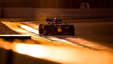 Red Bull F1 Barcelona 2020