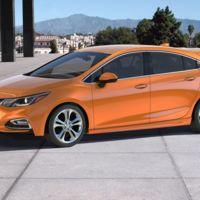 Nuevo Chevrolet Cruze Hatchback, un 'hatch' de América para América