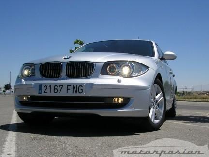 Prueba: BMW 120i 5p (parte 2)