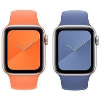 Apple lanza nuevos colores para las correas Sport del Apple Watch y las fundas de silicona de los iPhone