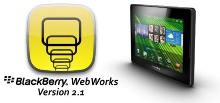 RIM actualiza el SDK WebWorks para BlackBerry Tablet OS
