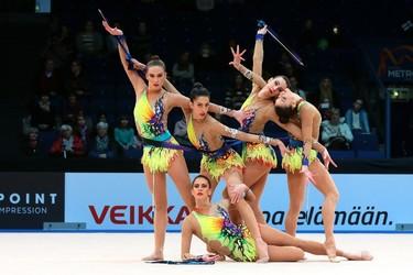Oysho vestirá al equipo nacional de gimnasia rítmica en los Juegos Olímpicos