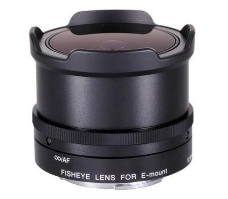 Toda Seiko da a conocer un nuevo «ojo de pez» para cámaras CSC de Fujifilm y Sony