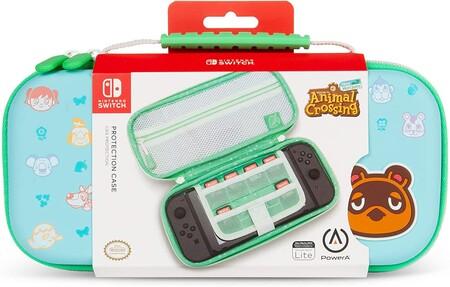 Estuche para Nintendo Switch de Animal Crossing