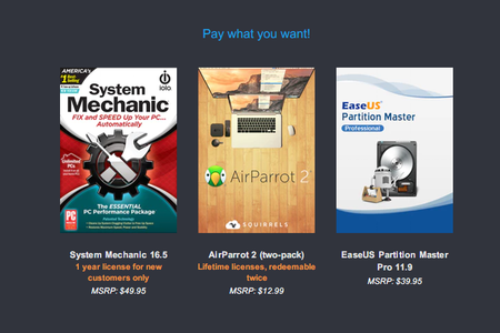 Humble Software Bundle For Pc Lovers Pay What You Want And Help Charity