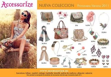 Complementos Accessorize Primavera-Verano 2011