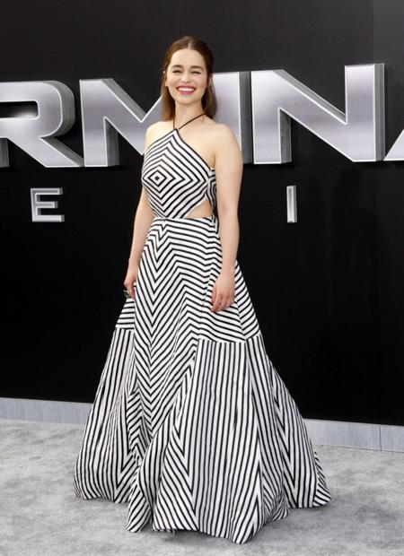 Emilia Clarke Looks 2