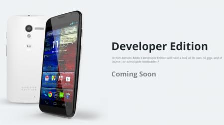 Motorola respetará la garantía para todos aquellos desarrolladores que desbloqueen el Bootloader