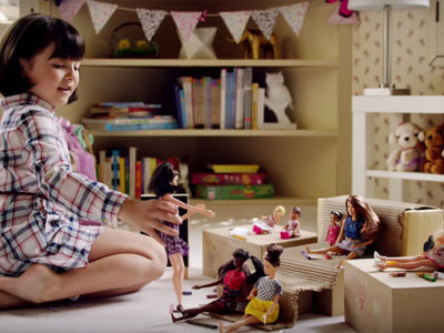 El mejor anuncio de Barbie que verás en mucho tiempo