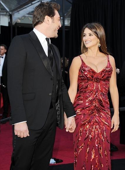 El vestido y las joyas de Penélope Cruz en la Gala de los Oscar 2011