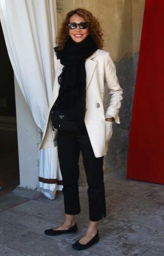 Festival de Venecia 2009 Marisa Barenson