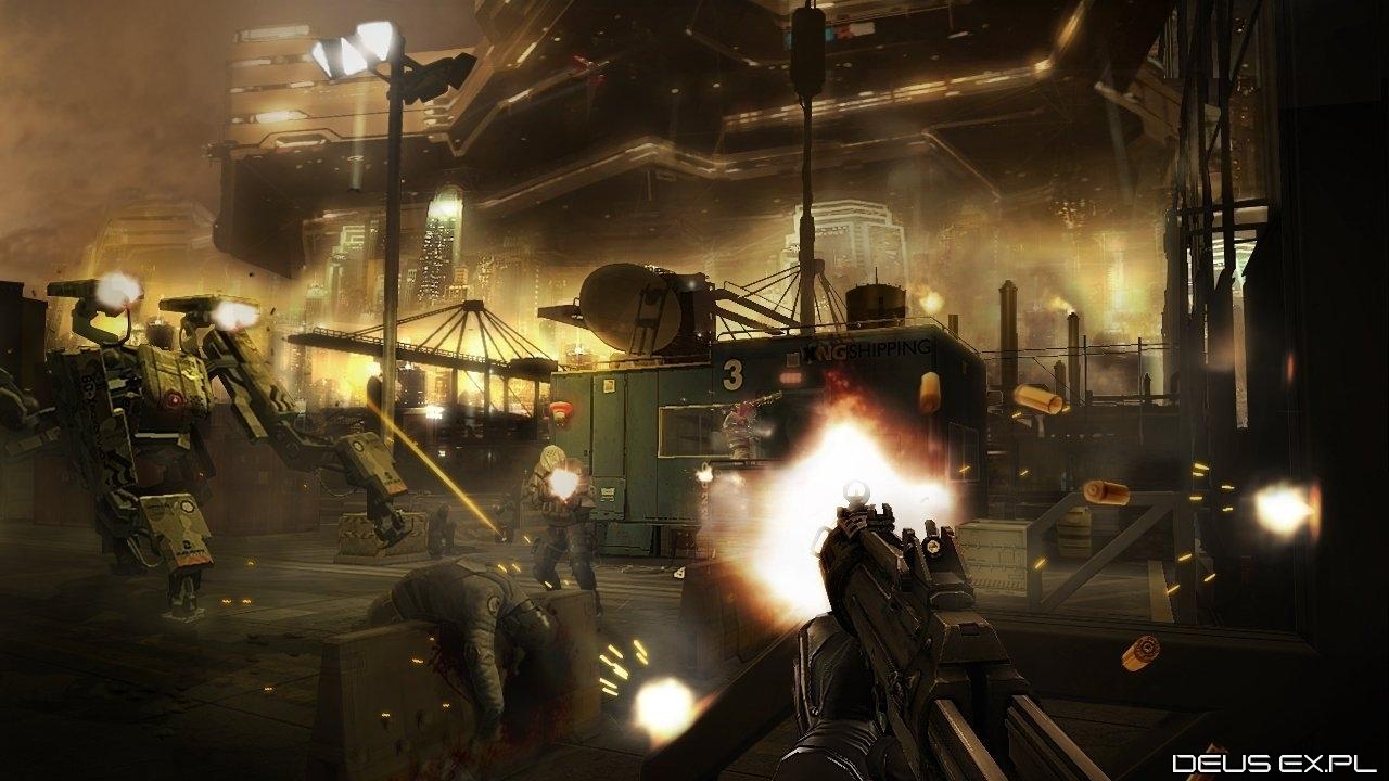 Foto de Deus Ex: Human Revolution [Junio 2010]  (9/9)