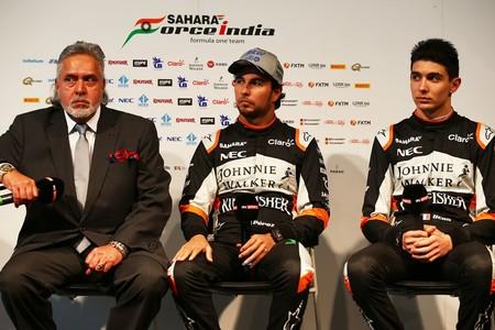 ¿Está en peligro Force India tras los problemas con la justicia de Vijay Mallya?
