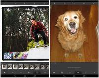 La actualización de Adobe Photoshop Express para iOS y Android ya permite editar archivos RAW