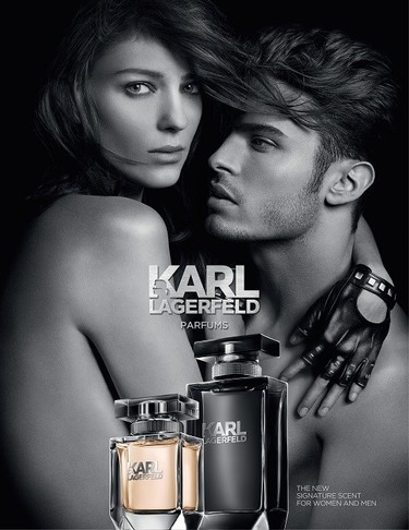 La resurrección de Baptiste Giabiconi, el nuevo perfume de su amo y la última excentricidad de Karl Lagerfeld