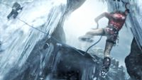 Rise of the Tomb Raider nos levanta de la silla con un nuevo trailer