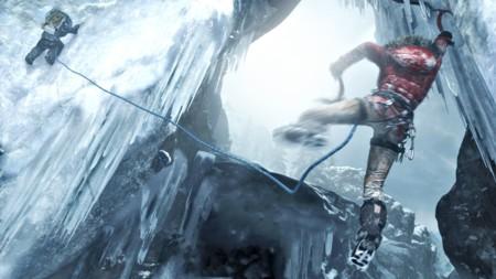 Rise of the Tomb Raider nos levanta de la silla con un nuevo trailer