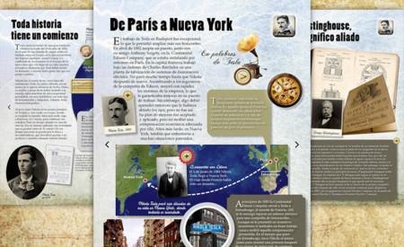 Descubre los secretos de Nikola Tesla en tu iPad