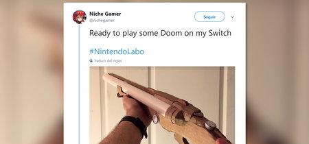 Todas las delirantes posibilidades que ofrece Nintendo Labo, el meme de lo que llevamos de año
