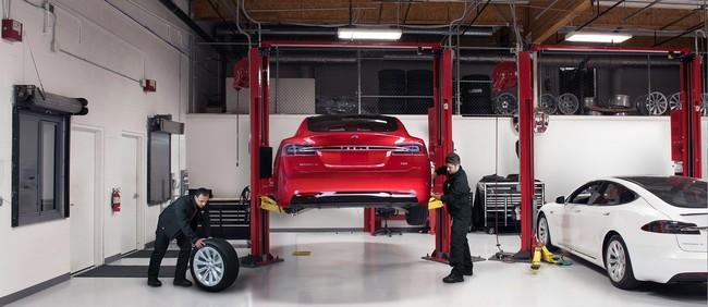 Tesla Taller