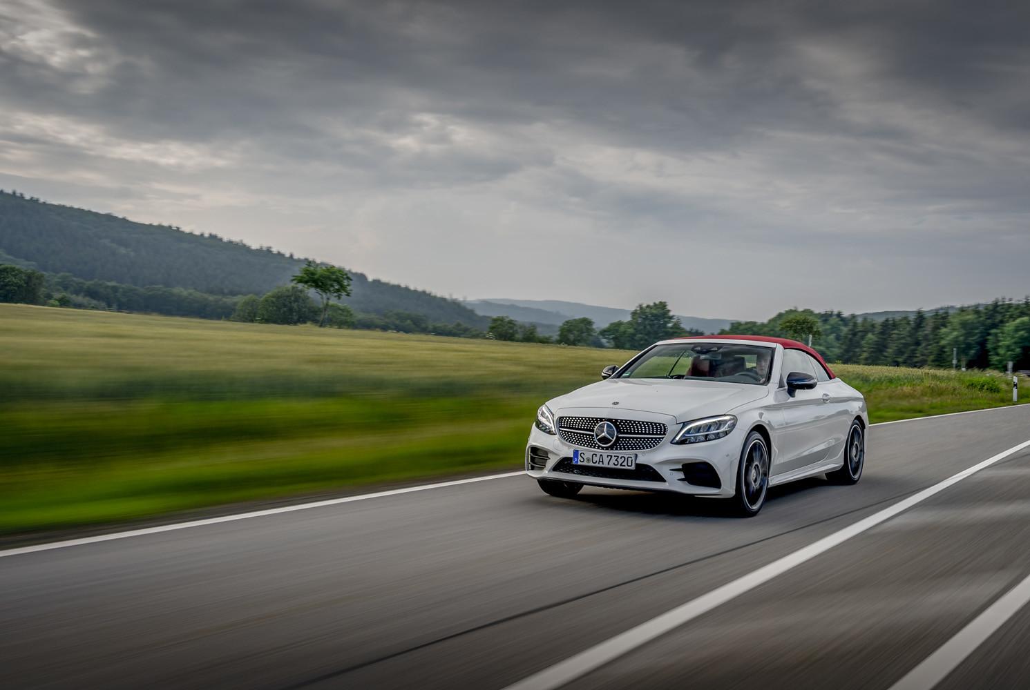 Foto de Mercedes-Benz Clase C 2018, toma de contacto (42/255)