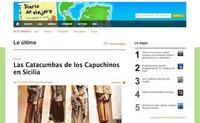Diario del Viajero renueva su diseño