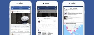 Botón de contexto de Facebook: qué es y cómo se utiliza