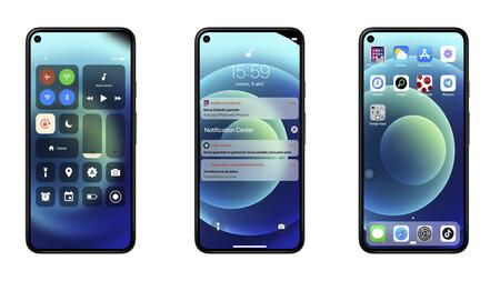 Phone 12 Launcher: convierte tu Android en un iPhone con esta aplicación