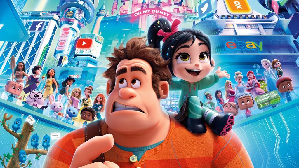 'Ralph rompe Internet': una fantástica secuela que permite a Disney tratar de tú a tú al mejor Pixar de una vez por todas#source%3Dgooglier%2Ecom#https%3A%2F%2Fgooglier%2Ecom%2Fpage%2F%2F10000