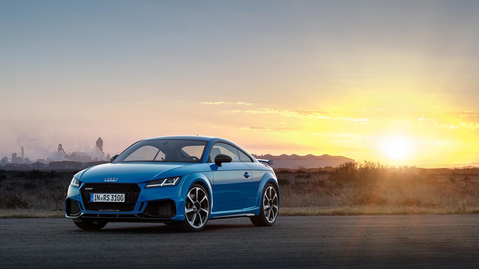 Foto de Audi TT RS 2019 (16/22)