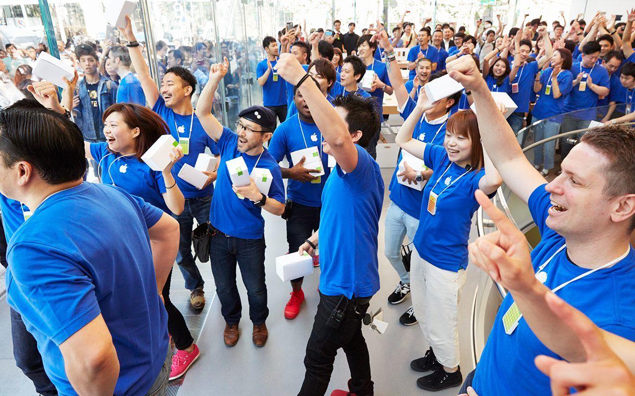 Foto de Apple Store Omotesando (10/12)