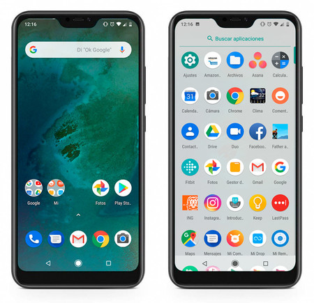 Xiaomi Mi A2 Lite software