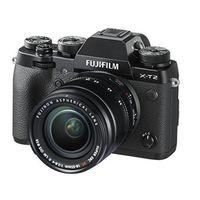 En Amazon, la Fujifilm X-T2 con 18-55mm y empuñadura con 2 baterías adicionales, está a su precio más bajo, por 1.195,31 euros