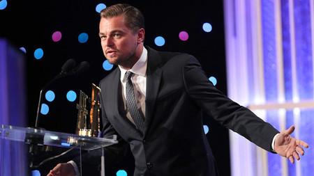 DiCaprio y De Niro, discursos políticos en los Hollywood Film Awards 2016