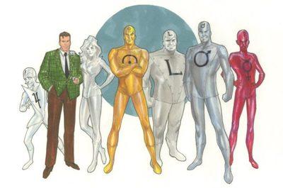Barry Sonnenfeld llevará al cine el cómic de los Metal Men