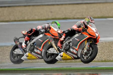 Superbikes Italia 2012: llegamos a Monza con los chicos de Aprilia como favoritos