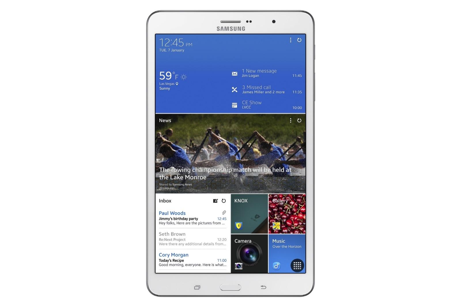 Foto de Samsung Galaxy TabPRO, imágenes oficiales (1/21)