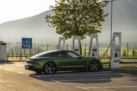 Ionity y Porsche Taycan