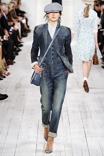 Ralph Lauren, Primavera-Verano 2010 en la Semana de la Moda de Nueva York V