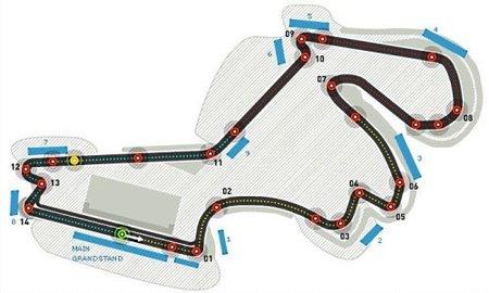 GP de Turquía 2010: Análisis técnico de Istanbul Park