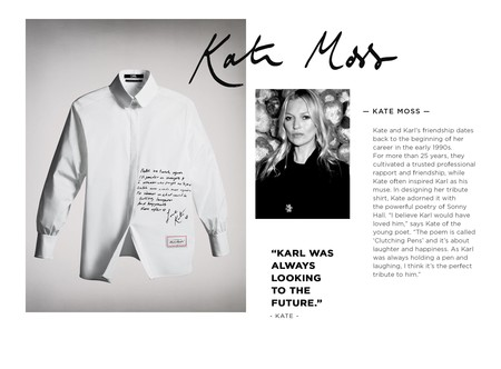 Siete Artistas Reinventaran La Iconica Y Elegante Camisa Blanca En Honor A Karl Lagerfeld 06