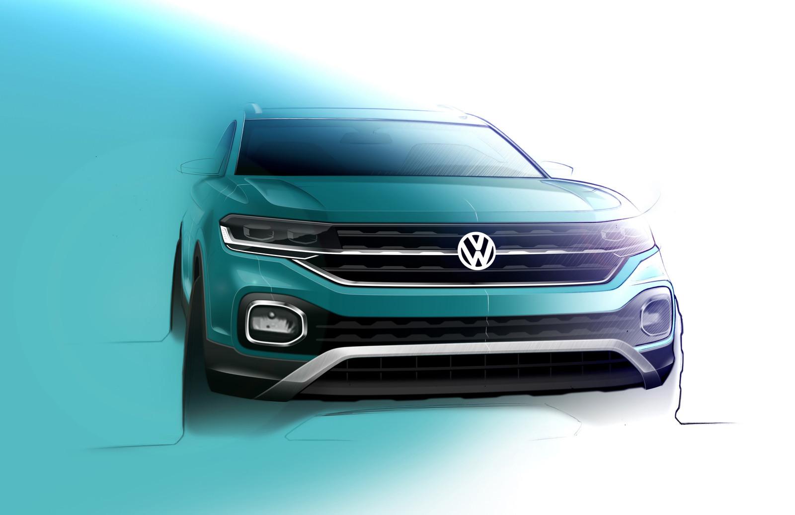 Foto de Volkswagen T-Cross 2019 (53/55)