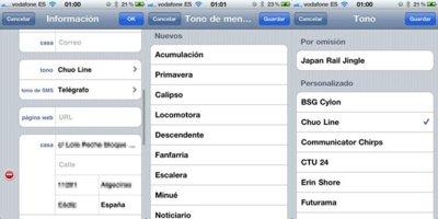 Cómo personalizar los tonos de alerta de los SMS en iOS 4.2