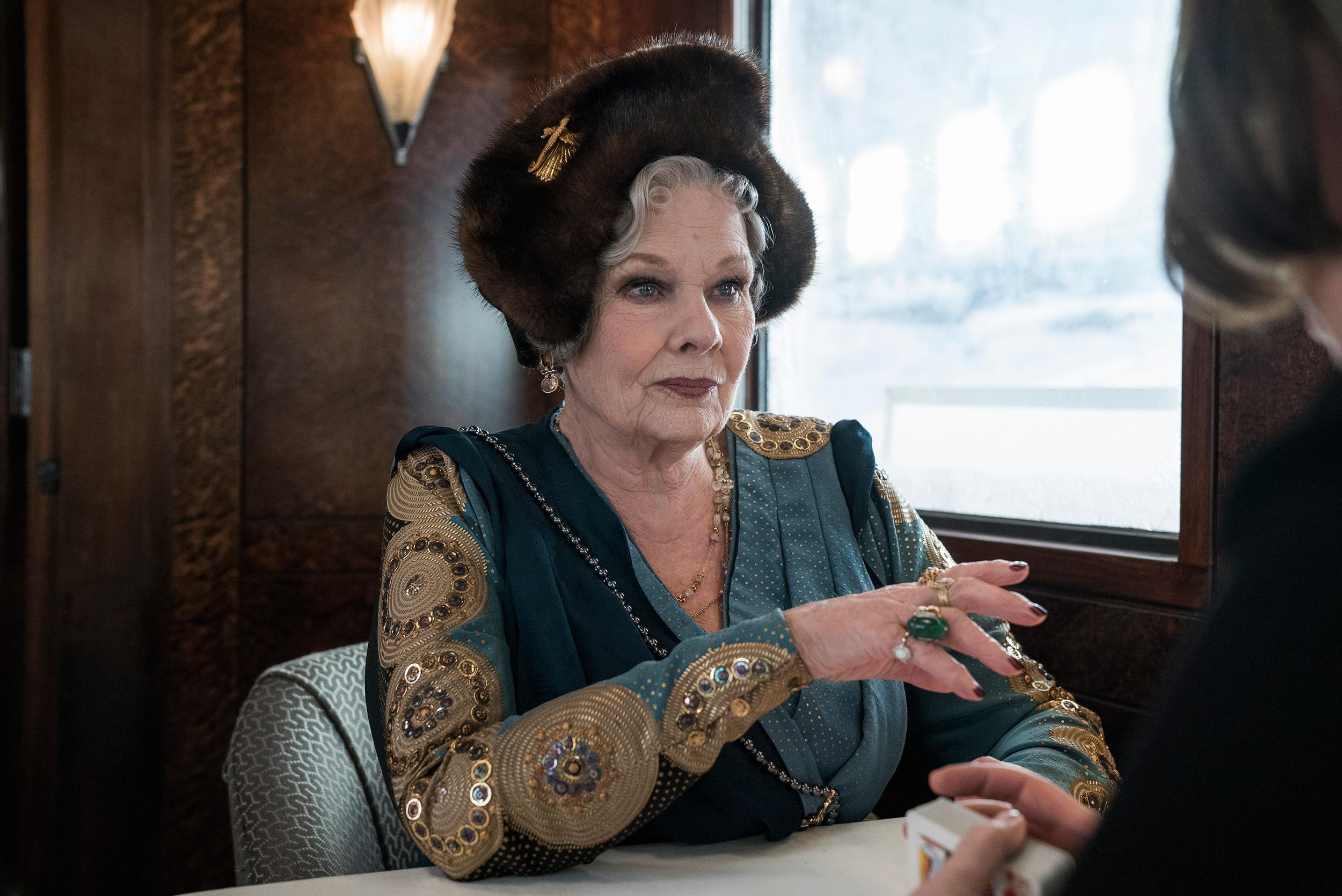 Foto de Vestuario 'Asesinato en el Orient Express' (13/35)