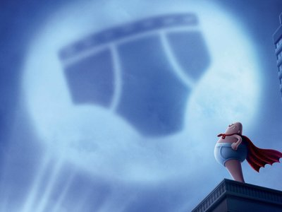 'Capitán Calzoncillos', tráiler del delirante superhéroe animado