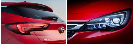 Opel Astra 2016 Sumario