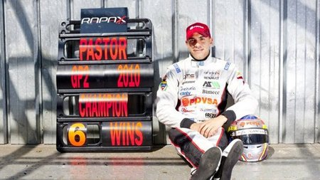 GP2 Italia: Pastor Maldonado se lleva el título
