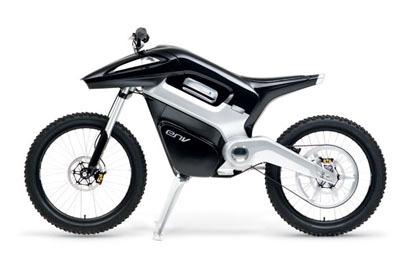 Primera moto funcional con célula de hidrógeno.